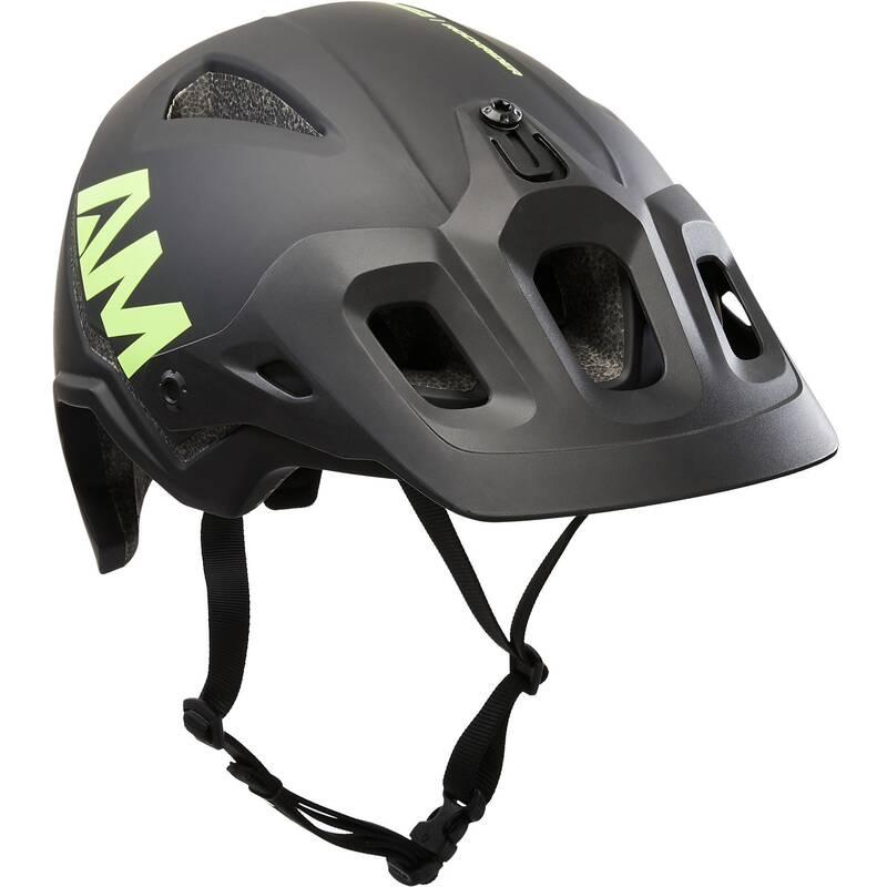 PŘILBY NA MTB ALL MOUNTAIN DOSPĚLÍ Cyklistika - HELMA NA ALL MOUNTAIN ROCKRIDER - Helmy, oblečení, obuv