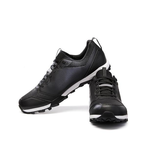 Mountain Bike Shoes ST 100 - Black