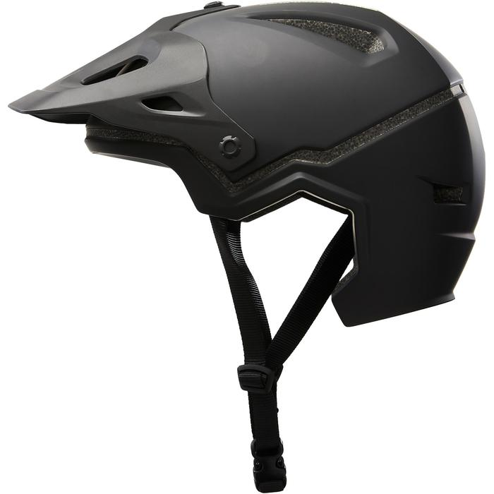 Casque VTT All Mountain Noir