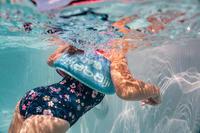 Chaleco Natación Swimvest+ Azul Rosa 15-25Kg