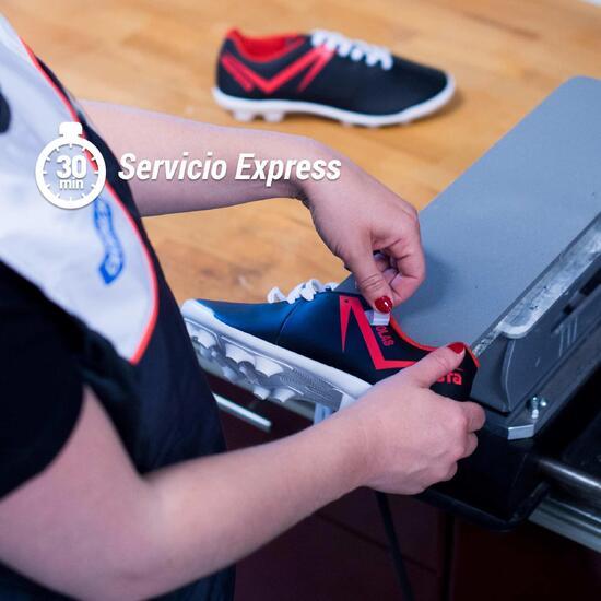 Estampación de calzado