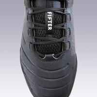 Tenis de fútbol 5 Adulto 500 Cushion Negro