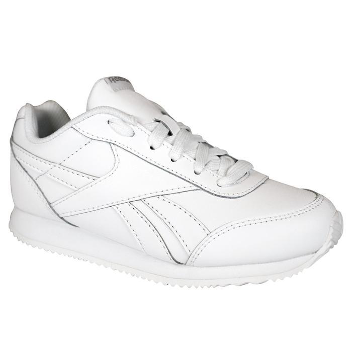 Chaussures marche enfant Reebok Royal Classic blanc lacets