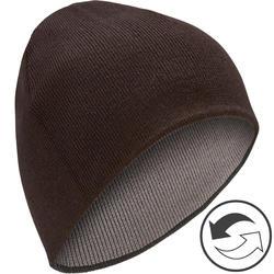成人滑雪帽Reverse - 黑色、灰色