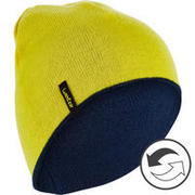 Ski Reverse Hat - yellow blue.
