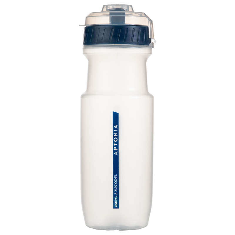 HYDRATION & BEFORE Boxing - Sports Bottle 650 ml - Blue APTONIA - Boxing Accessories