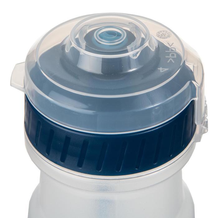 Bidón Triatlón Azul 650 ml
