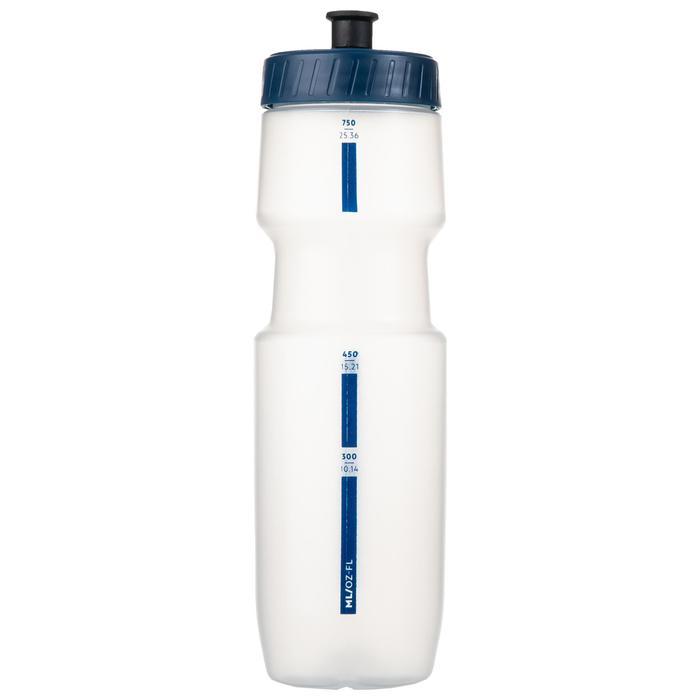 Sportbidon blauw 800 ml