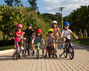 CYCLING | HOW TO CHOOSE THE RIGHT BIKE SIZE FOR KIDS