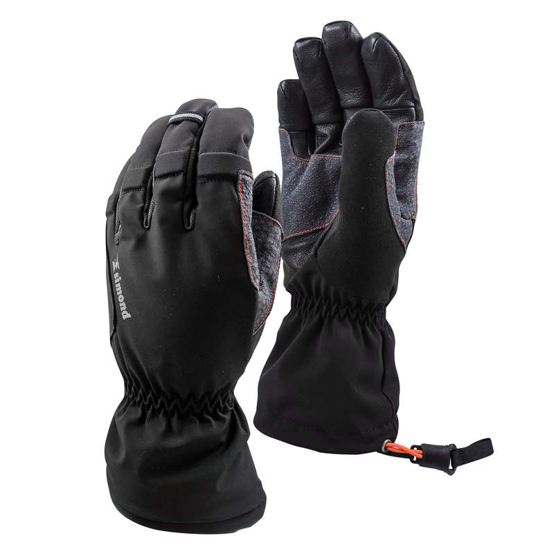 WINTER MOUNTAINEERING CLOTHING Hiking - CASCADE LIGHT GLOVE SIMOND - Hiking Clothes