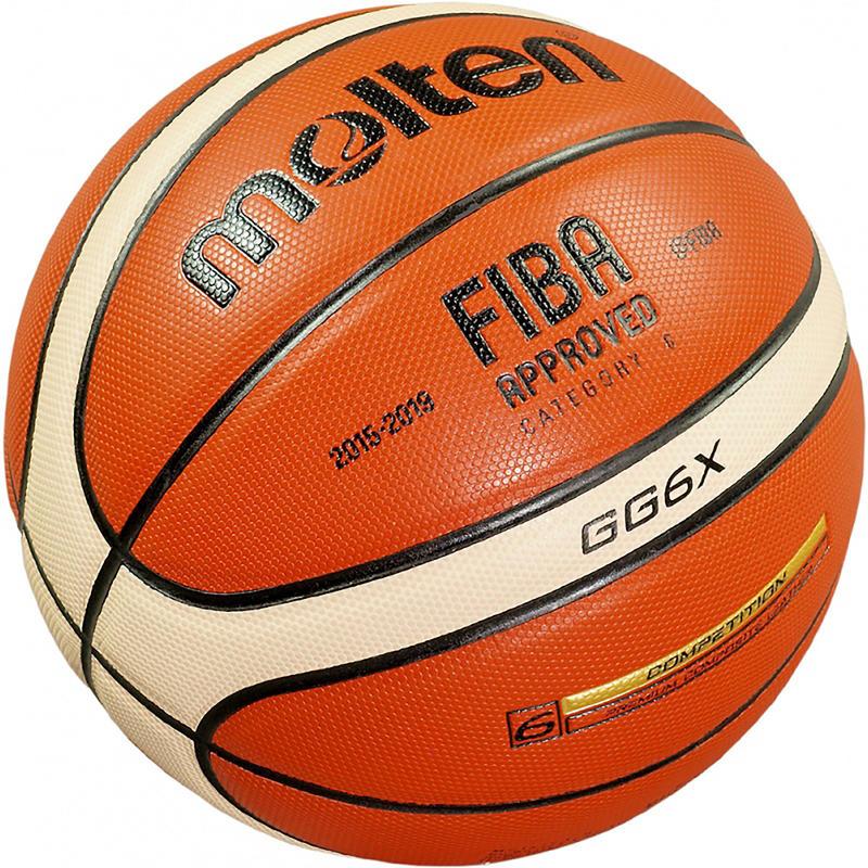 Ballon de Basketball GG6X taille 6 MOLTEN