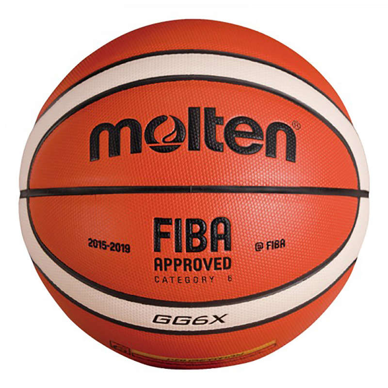 URADNE KOŠARKAŠKE ŽOGE Košarka - Košarkarska žoga MOLTEN BGG6X MOLTEN - Žoge