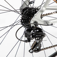 Men's Recreational Cycling Road Bike RC100 - Grey