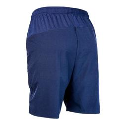 Hockeyshort voor heren FH500 marineblauw