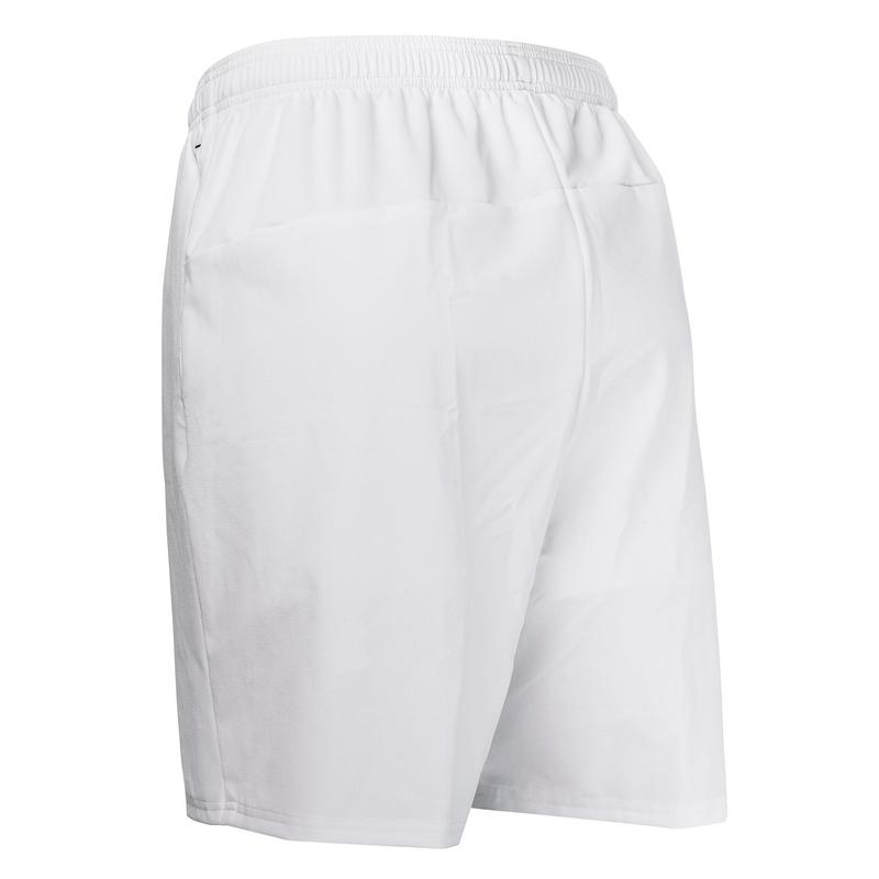 Short de hockey sur gazon homme FH500 blanc