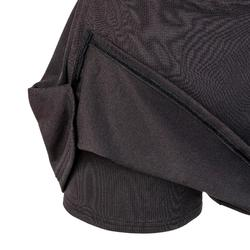 Hockeyrokje voor dames FH500 zwart