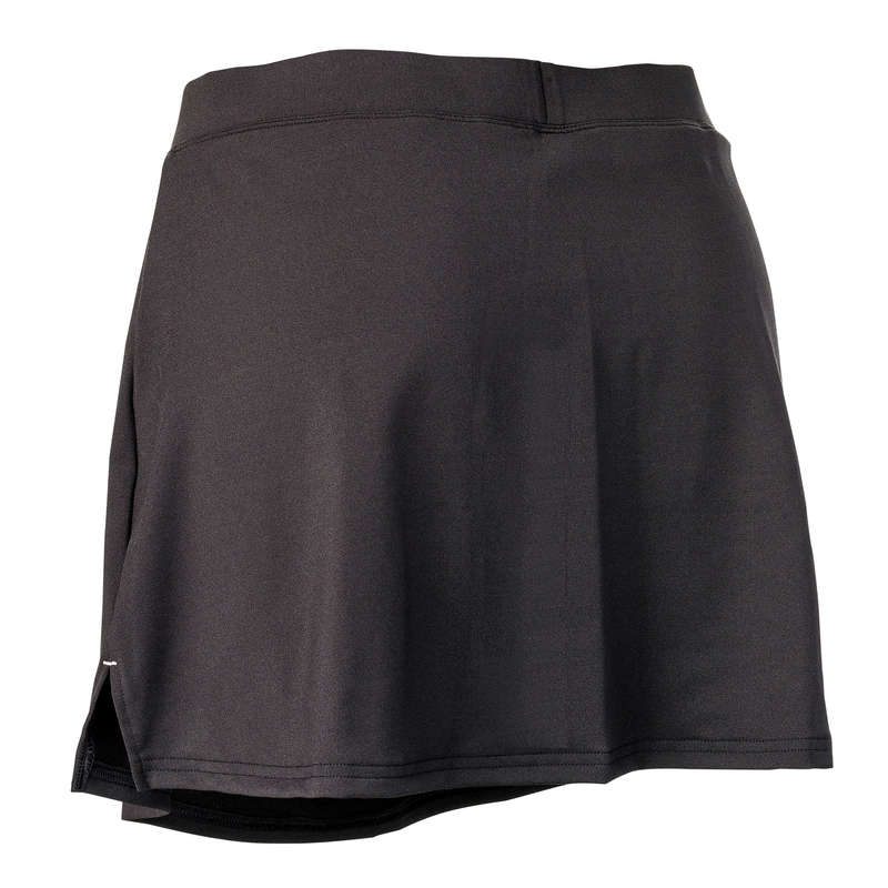 APPAREL FIELDHOCKEY Field Hockey - Women's Skirt FH500 - Black KOROK - Field Hockey
