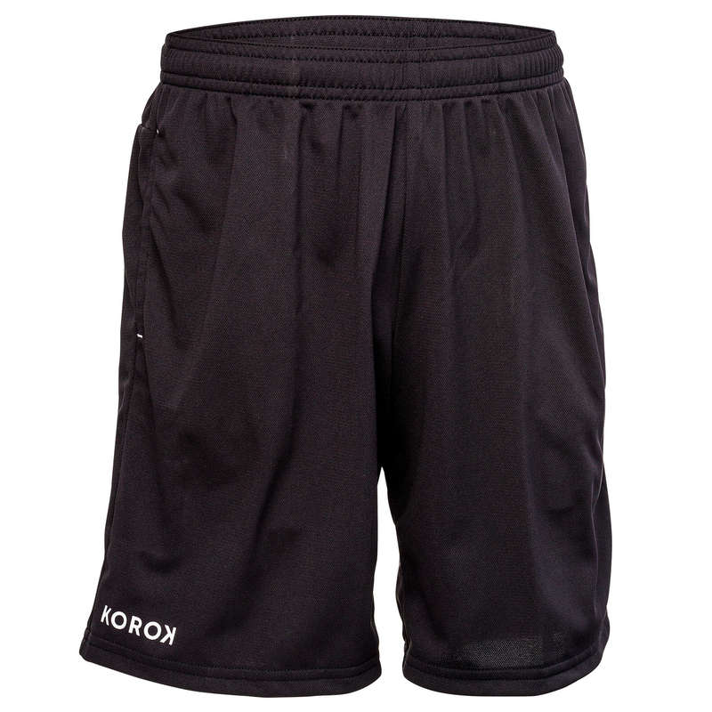 APPAREL FIELDHOCKEY Sport di squadra - Short hockey junior FH100 KOROK - Hockey su prato