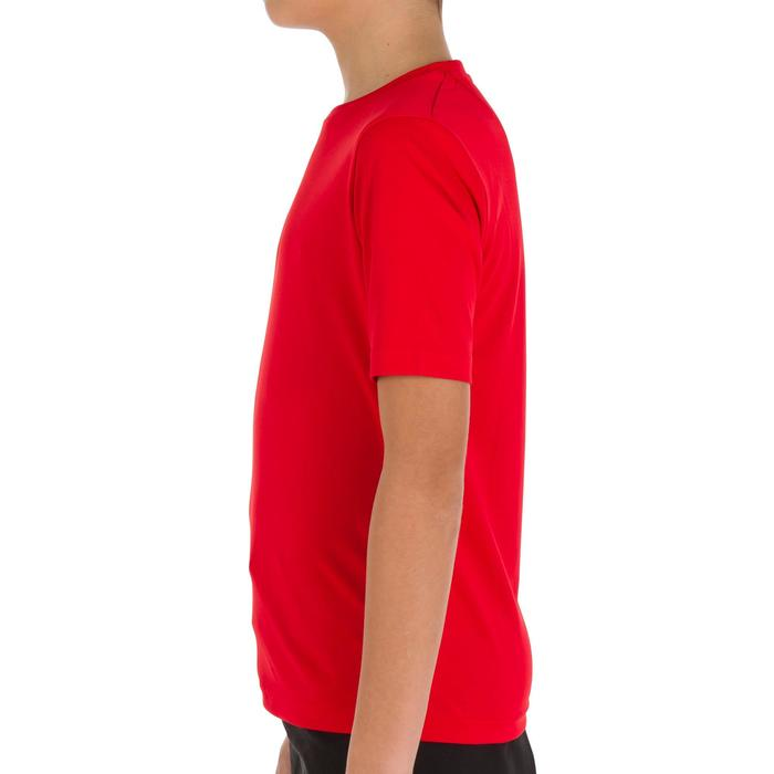 WATER CAMISETA anti-UV Manga corta Niños Rojo