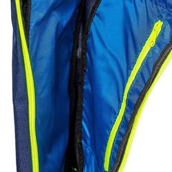 Sticktas voor hockey klein FH150 blauw/geel