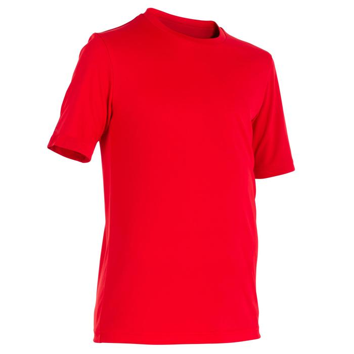water tee shirt anti UV surf manches courtes enfant - 17392