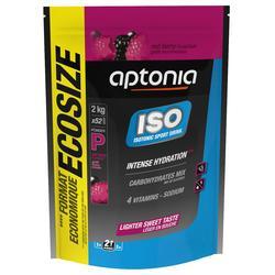 Bebida Isotónica Polvo Triatlón Aptonia ISO Frutos Rojos 2 Kg