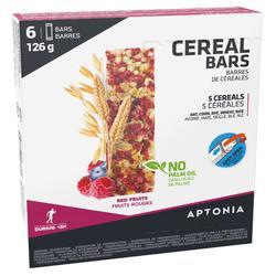 Barrita Cereales Triatlón Aptonia Clak Frutos Rojos 6 x 21 g
