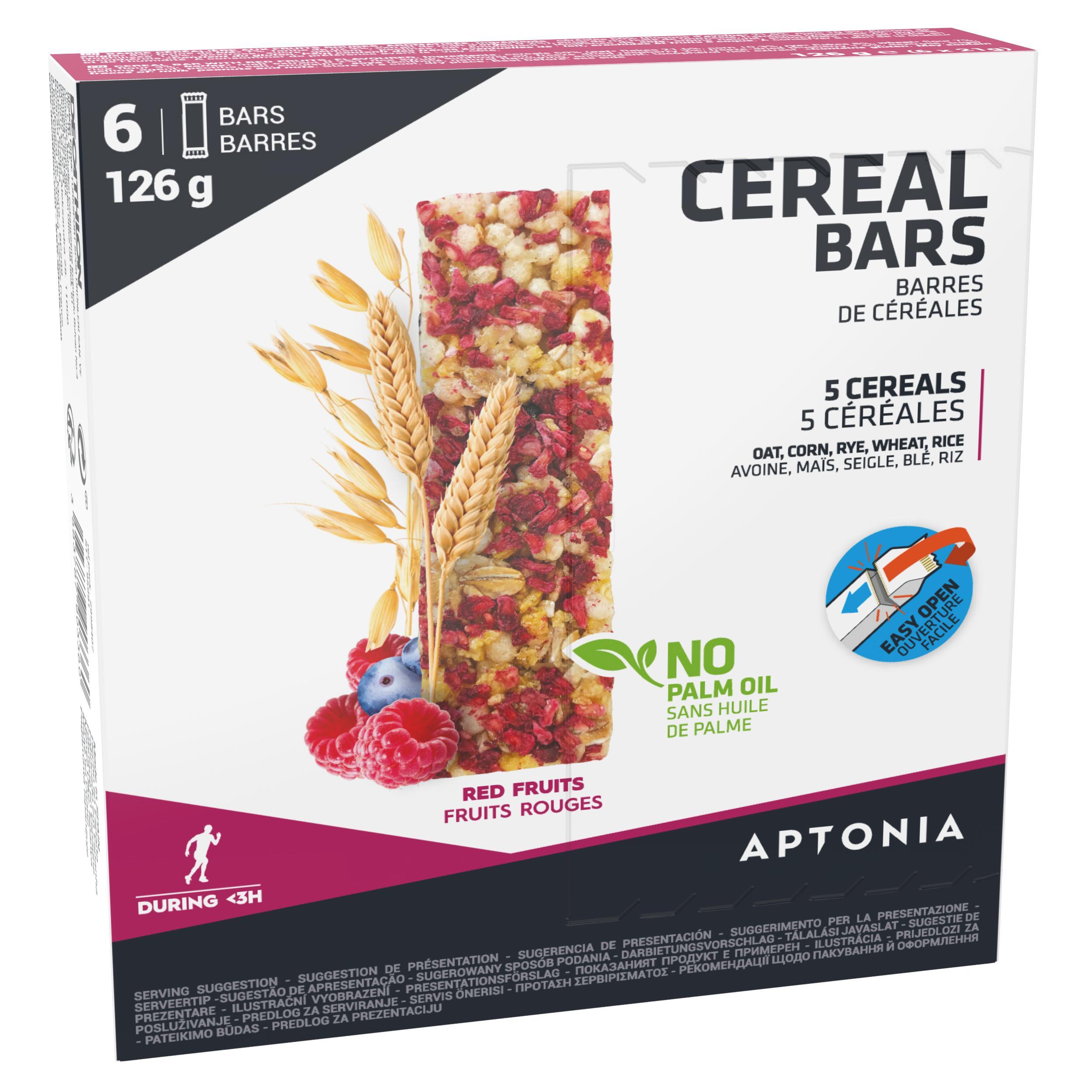 Baton Cereale 6 X 21 G de la APTONIA