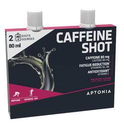 Shot de caféine Fruits rouges 2 x 40ml