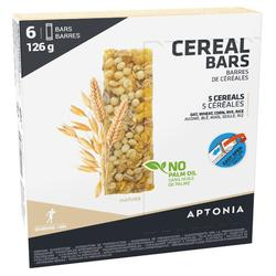 Barrita de cereales Nature 6 x 21 g