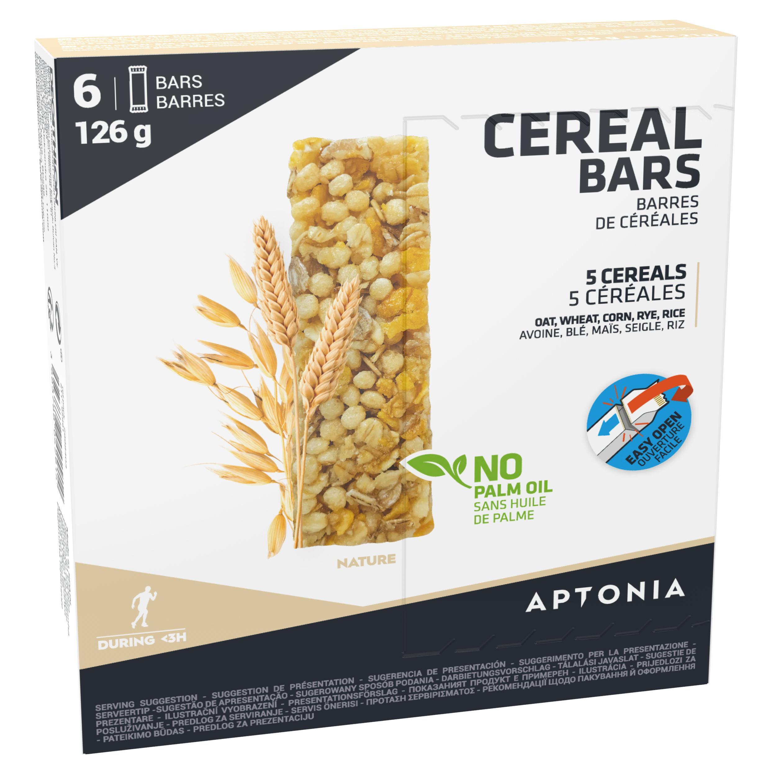 Baton Cereale Clak 6x21g de la APTONIA