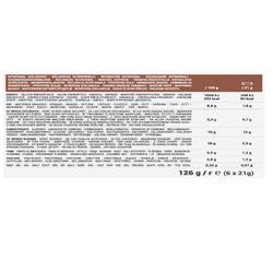 Müsliriegel CLAK Schokolade 6×21g