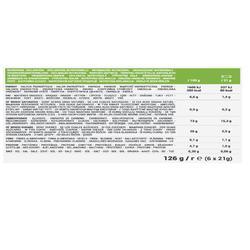 Graanrepen Clak appel 6 x 21 g