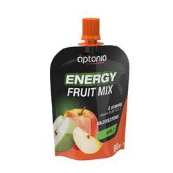 Gel Energético Compota Frutas Triatlón Aptonia 4x90 G Manzana