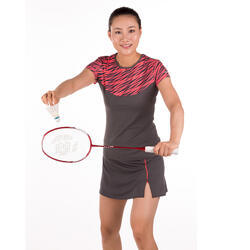Artengo dames-T-shirt Soft Graph voor tennis, badminton, tafeltennis, padel grn - 173926