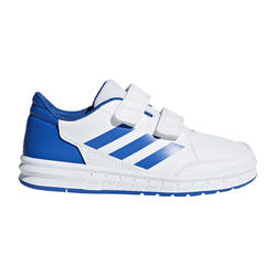 Zapatillas Gimnasia Bebé Adidas Altasport Bebé Blanco Azul