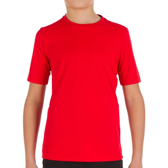 water tee shirt anti UV surf manches courtes enfant - 17393