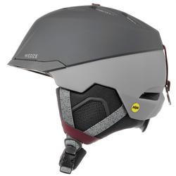 Adult Freeride Ski Helmet Carv 700 Mips - Grey