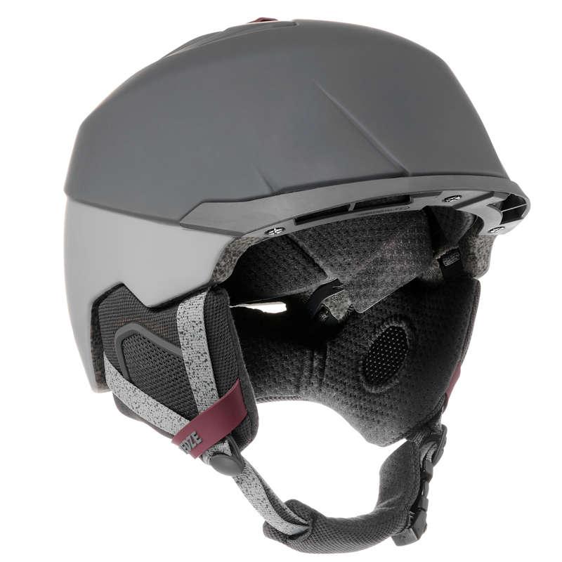 CAPACETES DE SKI FREERIDE DESP. DE NEVE - Capacete Ski Adulto Carv 700 WEDZE - All Catalog