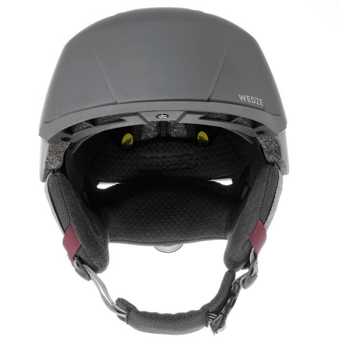 Casco de esquí Freeride adulto Carv 700 Mips Gris