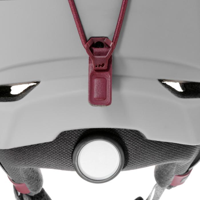 Skihelm voor freeride voor volwassenen Carv 700 Mips grijs