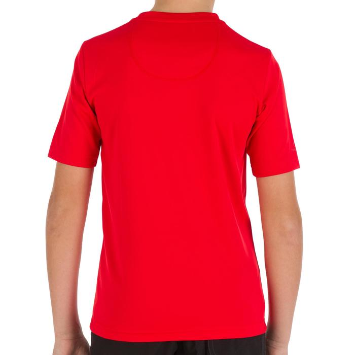 water tee shirt anti UV surf manches courtes enfant - 17394