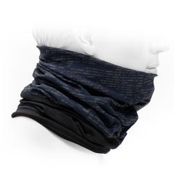 500 Dual-Fabric Neck Warmer - Black