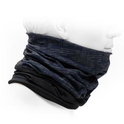 Dual-Fabric Neck Warmer 500 - Black