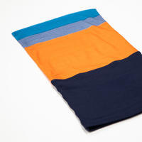 500 Dual-Fabric Neck Warmer - Blue/Orange