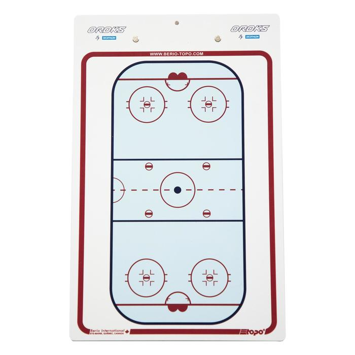 TABLEAU DE COACH HOCKEY