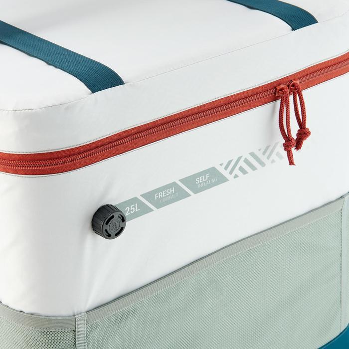 Glacière gonflable de camping ou de randonnée - Compact Fresh - 25 Litres