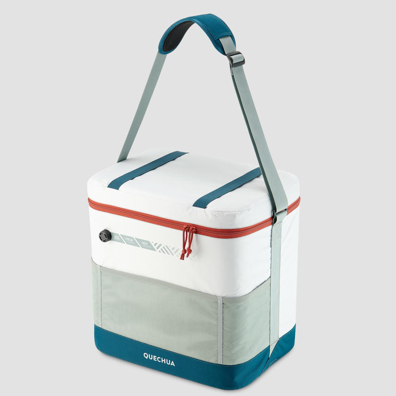 Inflatable camping or hiking cooler - Compact Fresh - 25 L