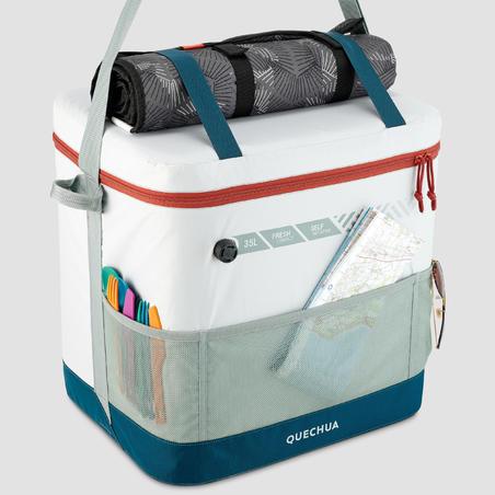 Glacière de camping Compact Fresh 35l