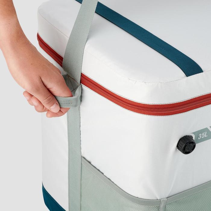 Glacière gonflable de camping ou de randonnée - Compact Fresh - 35 Litres